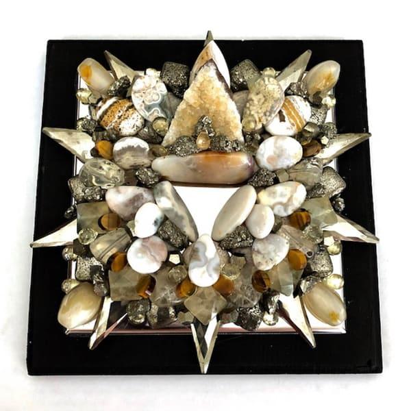 Manipura, The Solar Plexus 3/7 Art | Texas MerMade