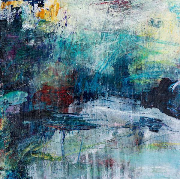 Where We Swam  Art | Éadaoin Glynn
