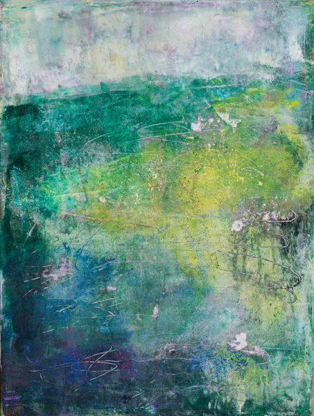 Grass Memories Ii  Art | Éadaoin Glynn