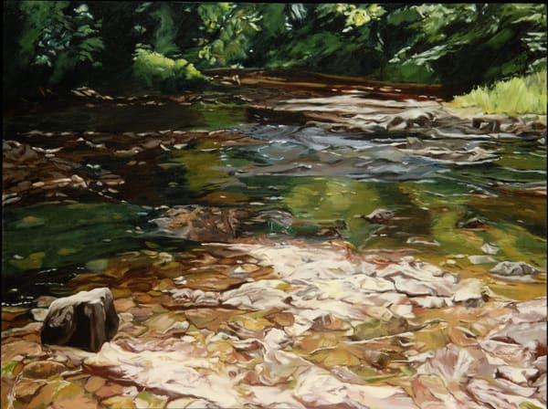 Near The Farm Art | Helen Vaughn Fine Art