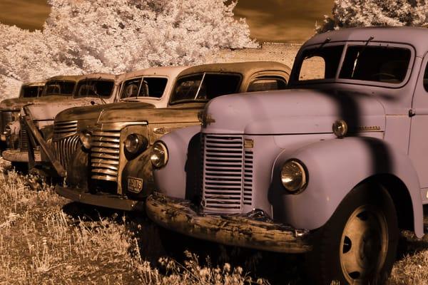 Old Trucks Photography Art | nancyney