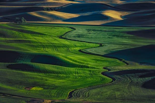 Steptoe Green And Blue Photography Art | nancyney
