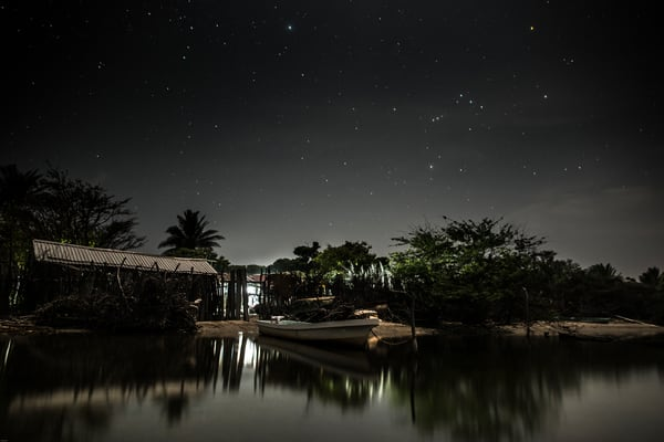Cachimbo at Night - Photography by Varial*