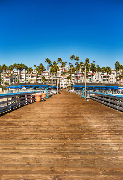 San Clemente From The End Photography Art | Rosanne Nitti Fine Arts