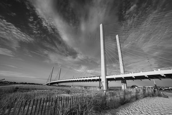 Indian River Bridge in Delaware
