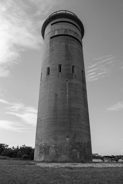 Lookout Tower from World War II