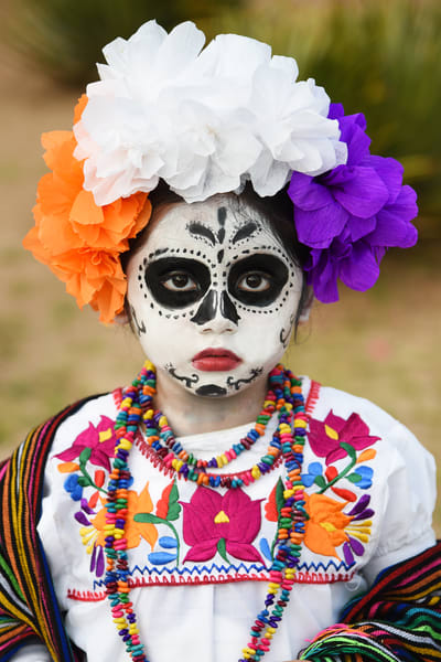 Celebrate Day of the Dead