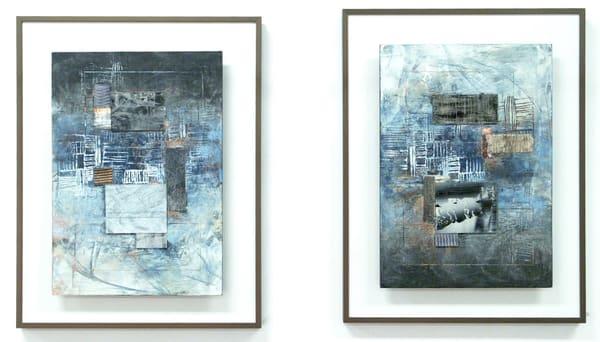 Clearing Smoke Series  (Originals)  Sold Art | Laurie Fields Studio
