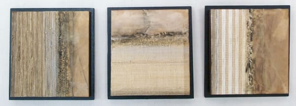 Encaustic Pieces  (Originals) Art | Laurie Fields Studio