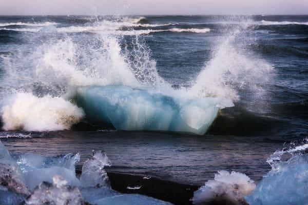 Burst of Ice