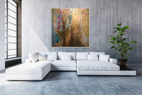 Breaking Through | Debra Ferrari Art