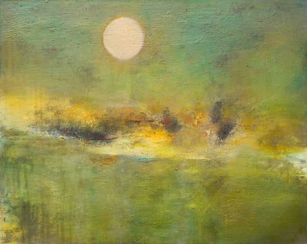 "Albion Moonlight, 40x50"""