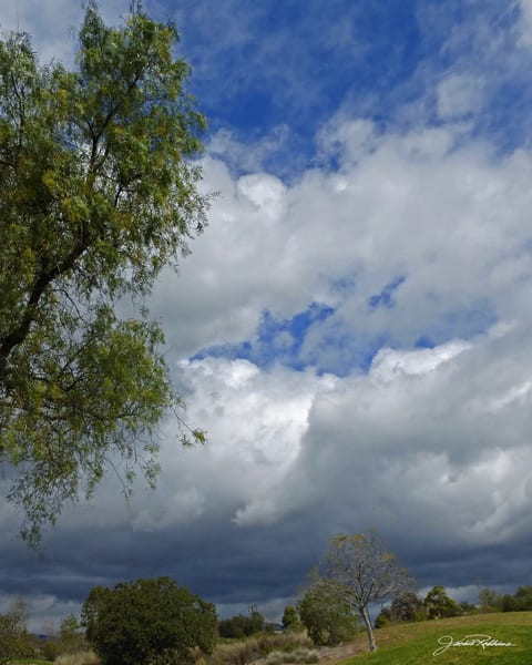coming-in weather clouds landscape