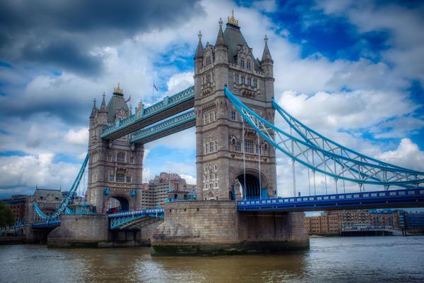 Tower Bridge At Midsummer Photography Art | Martin Geddes Photography