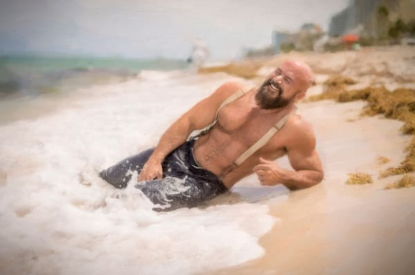 Bryan In The Surf, Limited Edition