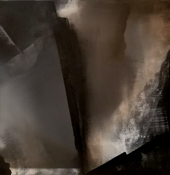 Exploration In Black And White Art | Ingrid Matthews Art