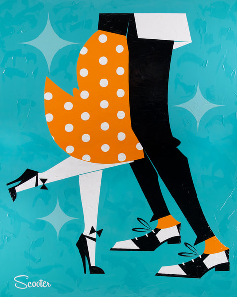Always Dance Print