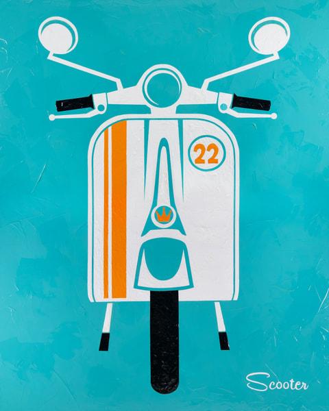 Joy Riding Print