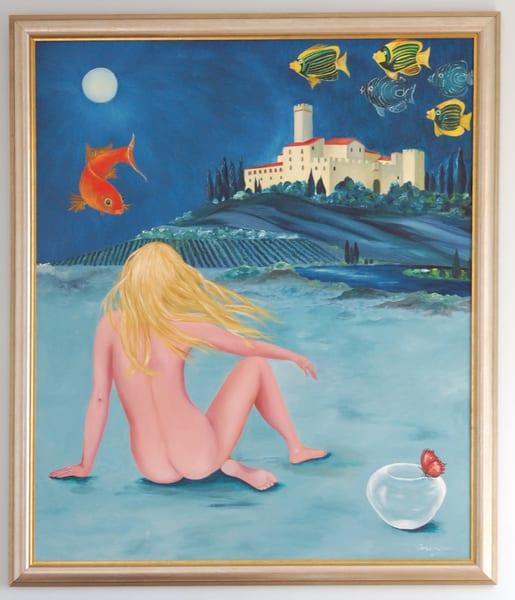 The Goldfish Bowl Art | PMELArts
