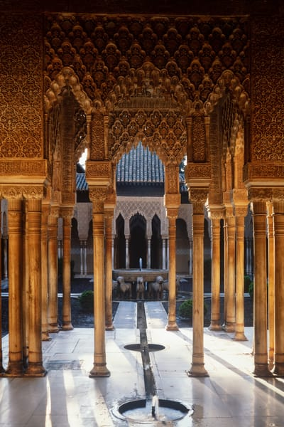 Alhambra Court of Lions