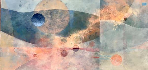 Echoes Of Memory Art | mariannehornbucklefineart