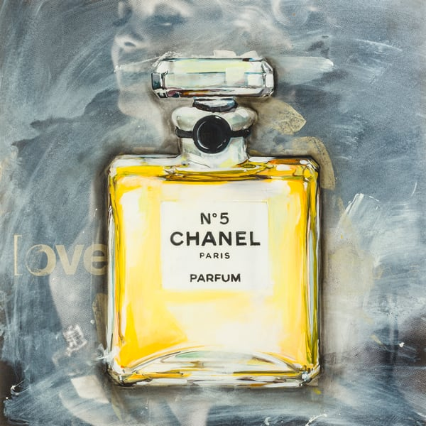 Love Chanel Love Art | Jeff Schaller
