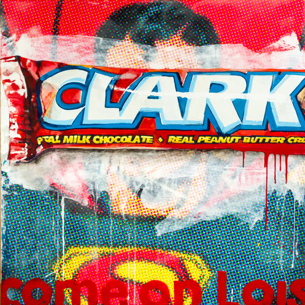 Clark   Come On Lois Art | Jeff Schaller