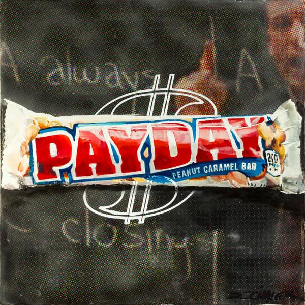Payday Art | Jeff Schaller