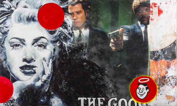 The Good Guys Art | Jeff Schaller