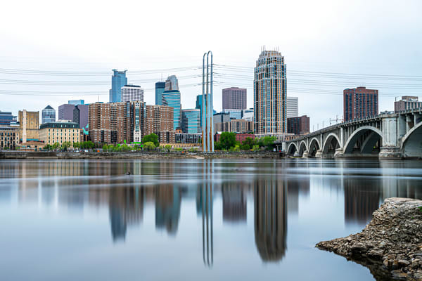 May Reflections Of Minneapolis Photography Art | William Drew Photography