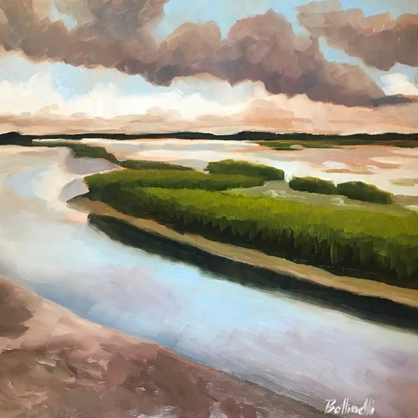 Low Tide   Original Art | Bottinelli Fine Art