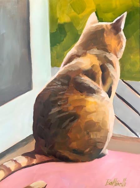Pondering   Original Art | Bottinelli Fine Art