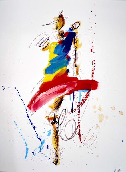 Primary Color Figure  | ashalmonte