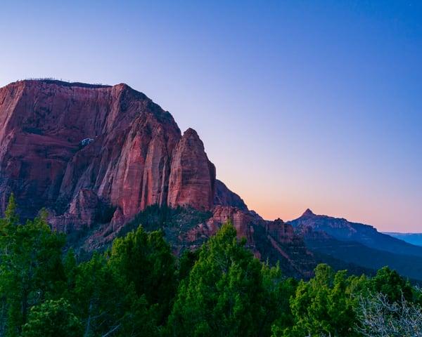 Kolab Canyon Dawn Photography Art | Call of the Mountains Photography