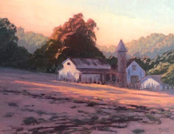 Sonoma County Ranch Art | Terry Sauve Fine Art