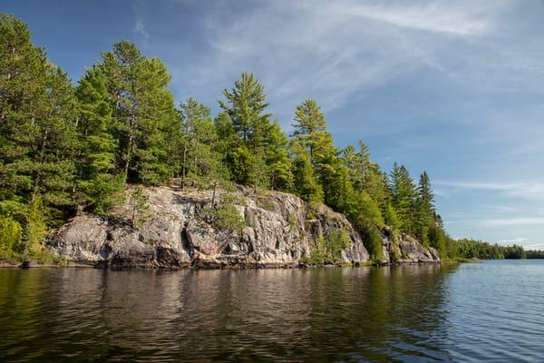 Stone Bluff, Craig Lake