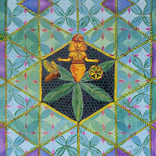 Honey Queen art