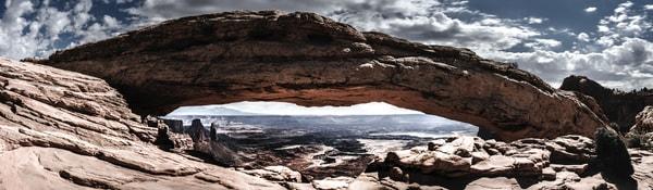 Mesa Arch, Utah #1 _ by Varial
