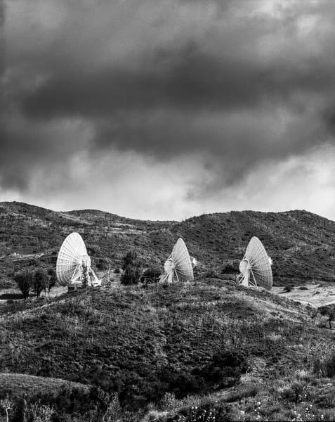 Earth Station   Malibu Photography Art | Julian Whatley Photography