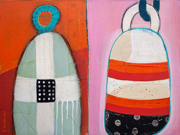 One Buoy, Two Buoy Art | Fountainhead Gallery