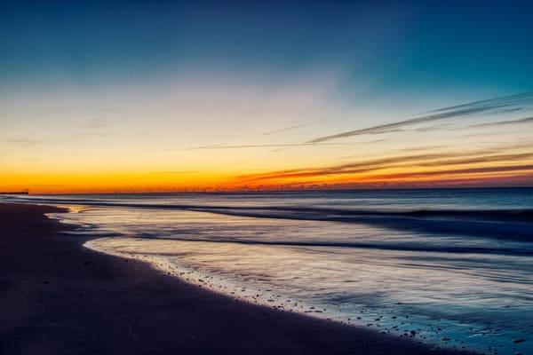 Ocean Isle Sunrise Art | Willard R Smith Photography