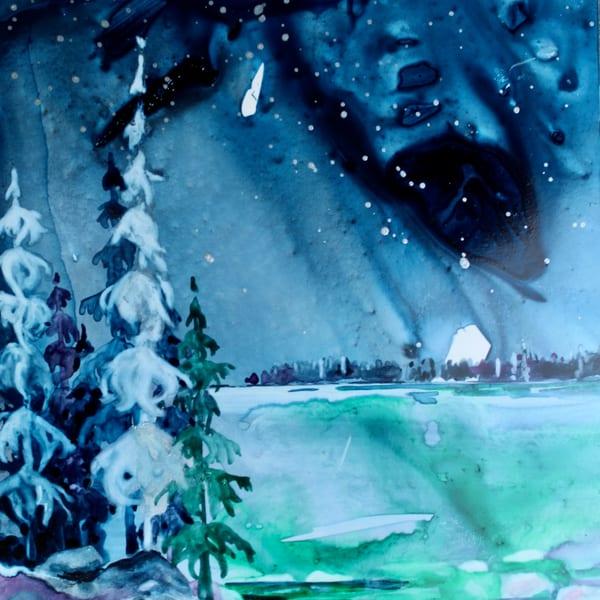 Midnight Art   Karen Bishop Artist