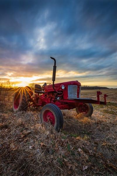 Tractor Photography by David Arteaga of Teaga Photo