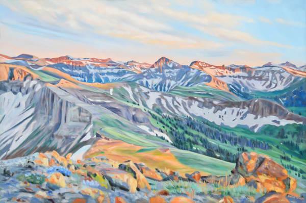 Deer Creek Pass