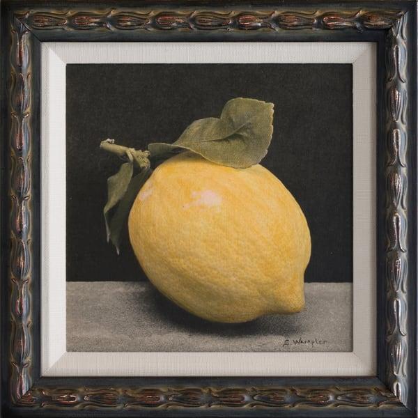 Lemon Art | Sondra Wampler | fine art