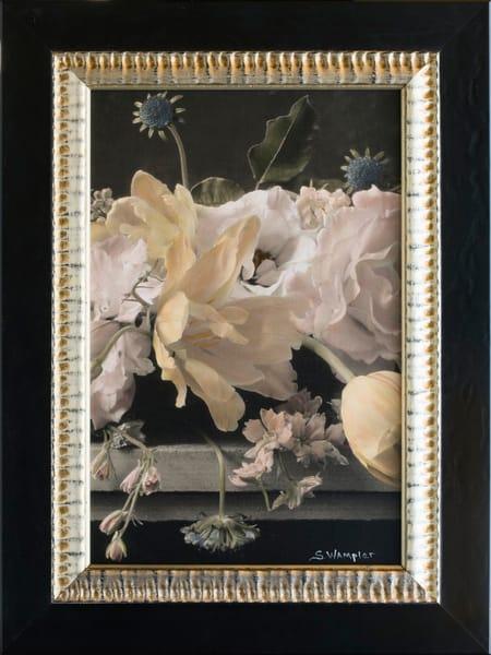 Tulips & Scabiosa  Art | Sondra Wampler | fine art