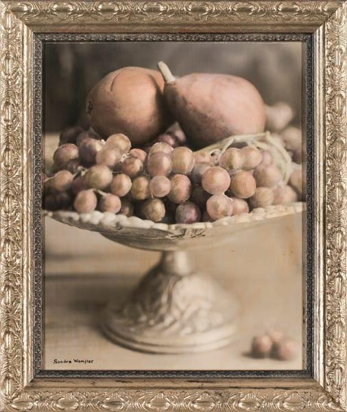 Grapes & Pears   Art | Sondra Wampler | fine art