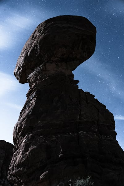 Balance Rock #3 _ The Arches, Utah_ by Varial