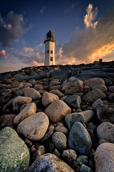 Scituate Sunset | Shop Photography by Rick Berk