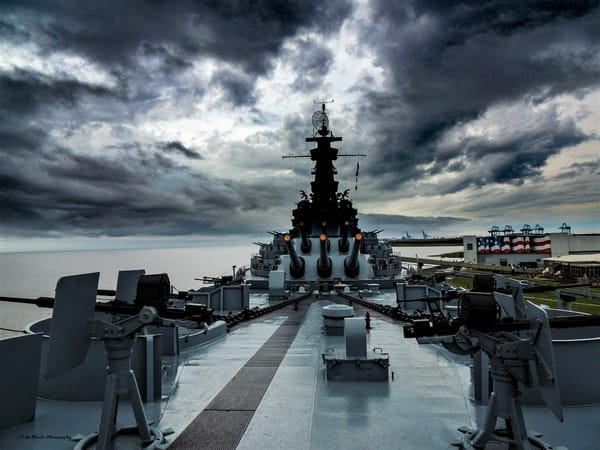 Uss Alabama Photography Art | N2 the Woods Photography
